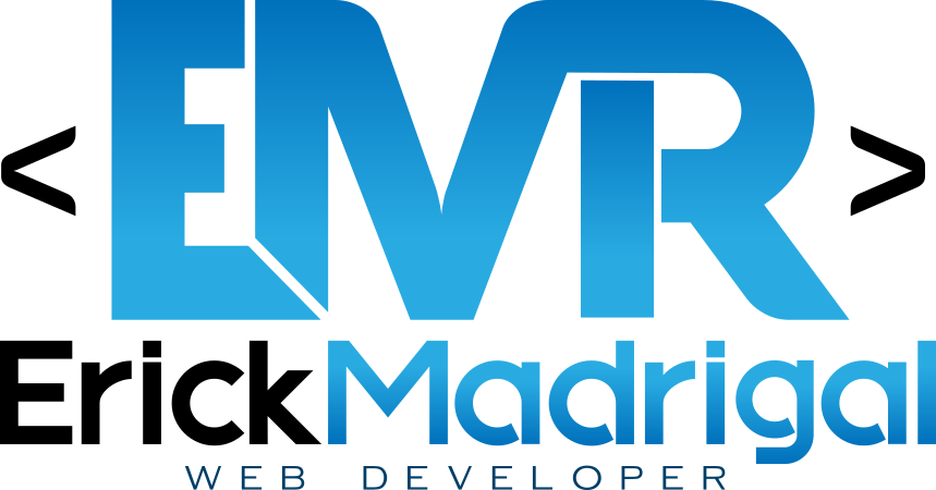 Logo Erick Madrigal